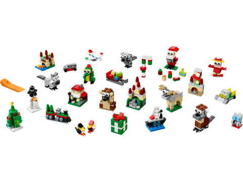 LEGO 40222 Exclusive 2016 Holiday Countdown Calenda