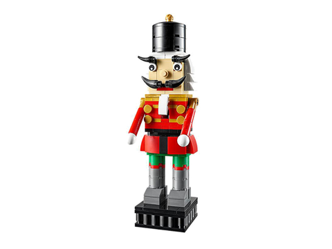 LEGO 40254 Creator Christmas Seasonal Nutcracker
