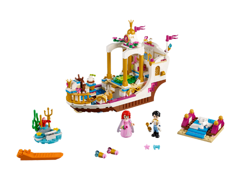 LEGO 41153 Disney Ariel's Royal Celebration Boat