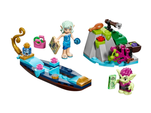 LEGO 41181 Elves Naida's Gondola & the Goblin Thief