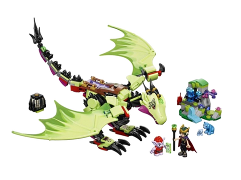 LEGO 41183 Elves The Goblin King's Evil Dragon