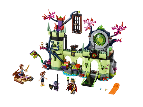 LEGO 41188 Elves Breakout from the Goblin King's Fortress
