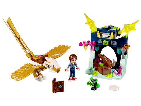 LEGO 41190 Elves Emily Jones & the Eagle Getaway