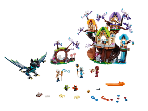 LEGO 41196 Elves The Elvenstar Tree Bat Attack