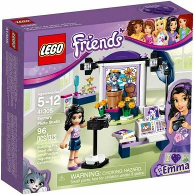 LEGO® 41305 Friends Emma's Photo Studio - My Hobbies