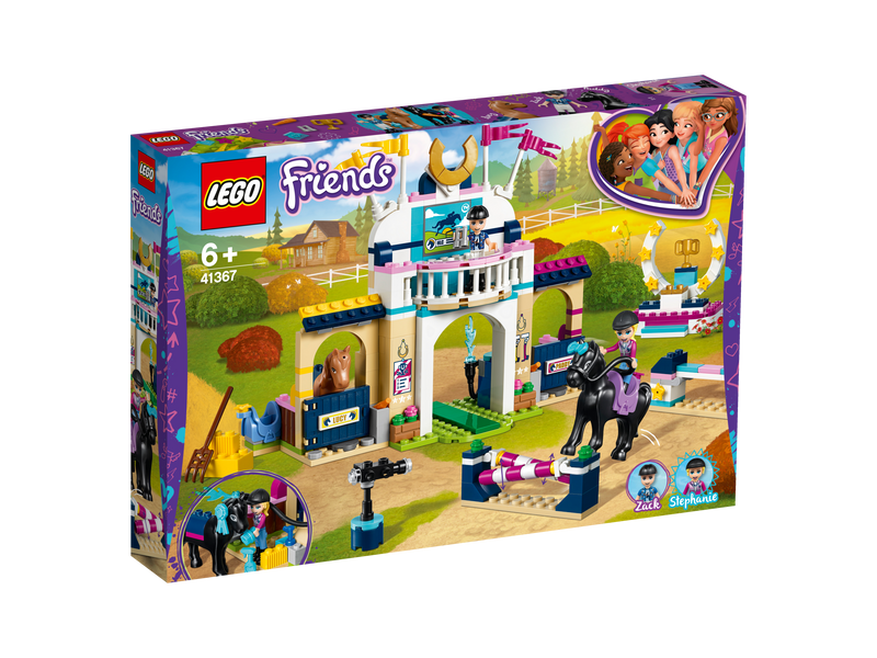 LEGO® 41367 Friends Stephanie's Horse Jumping - My Hobbies