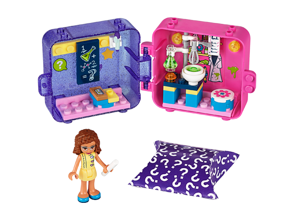 LEGO® 41402 Friends Olivia's Play Cube - My Hobbies