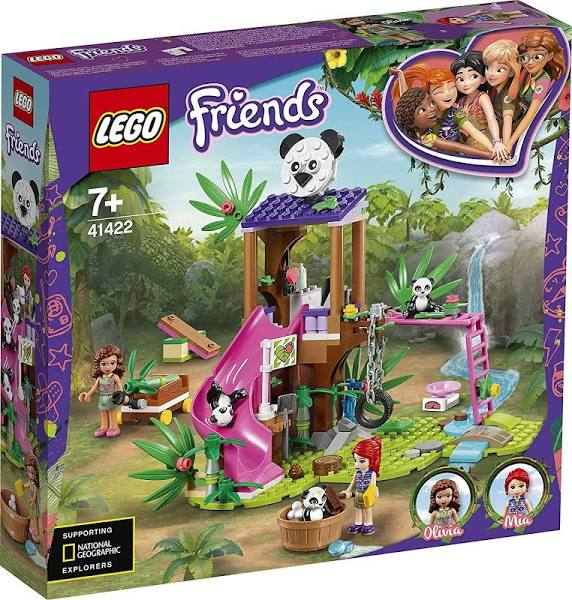 LEGO® 41422 Friends Panda Jungle Tree House - My Hobbies