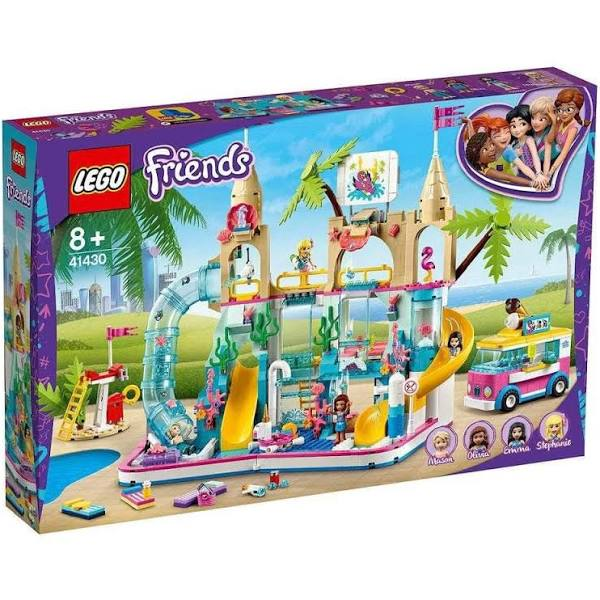 LEGO® 41430 Friends Summer Fun Water Park - My Hobbies