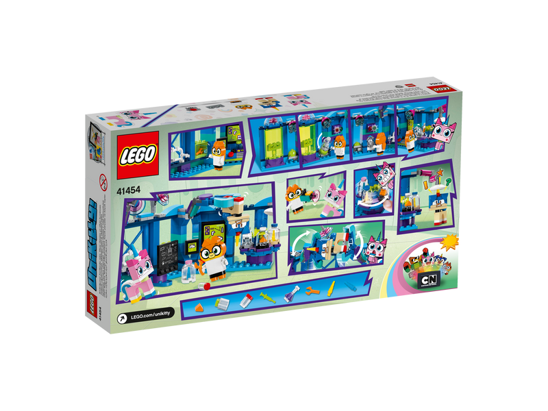 Lego 41454 Unikitty™ Dr. Fox™ Laboratory - My Hobbies