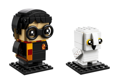 LEGO 41615  BrickHeadz Harry Potter™ & Hedwig™