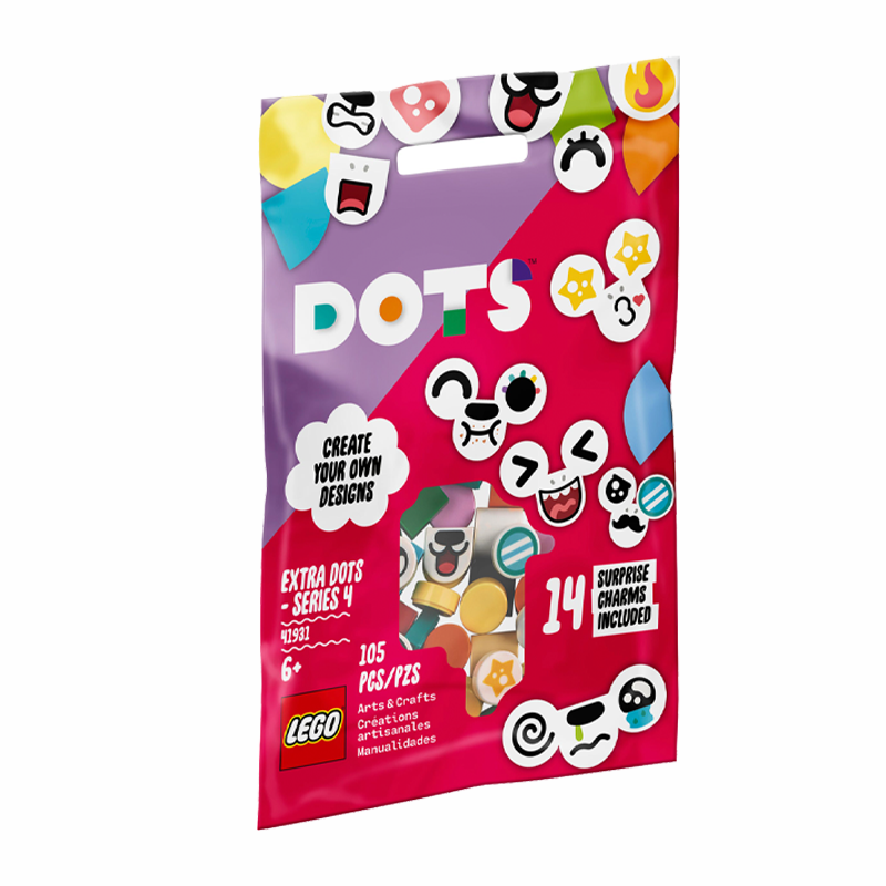 LEGO® 41931 DOTS Extra DOTS - Series 4 - My Hobbies