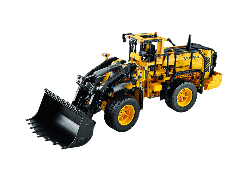 LEGO® 42030 Technic™ Remote-Controlled VOLVO L350F Wheel Loader - My Hobbies
