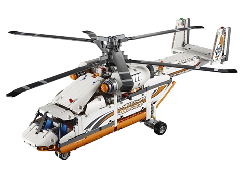 LEGO 42052 Technic Heavy Lift Helicopter