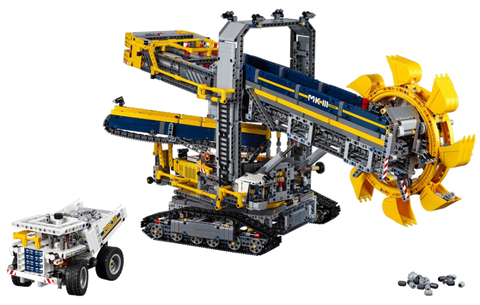 LEGO 42055 Technic Bucket Wheel Excavator