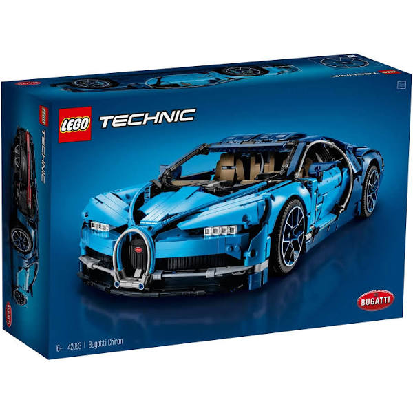 LEGO® 42083 Technic™ Bugatti Chiron - My Hobbies