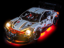 LEGO Porsche 911 RSR  42096 Light Kit (LEGO Set Are Not Included ) - My Hobbies