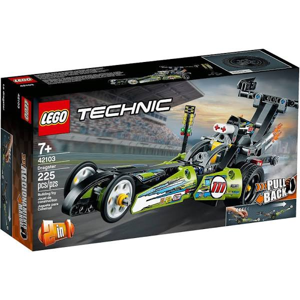 LEGO® 42103 Technic™ Dragster - My Hobbies