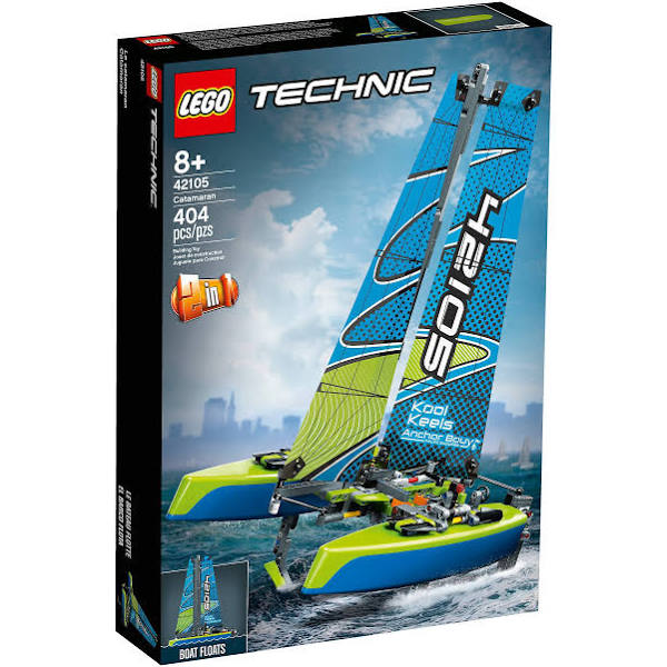 LEGO® 42105 Technic™ Catamaran - My Hobbies