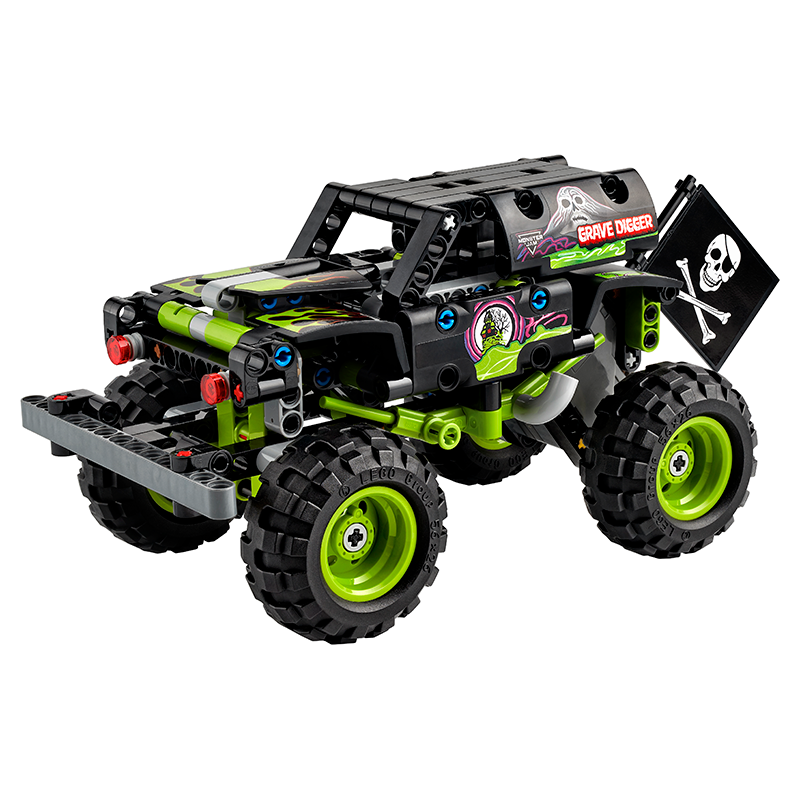 LEGO® 42118 Technic™ Monster Jam®  Grave Digger® - My Hobbies