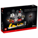 LEGO® 43179 Mickey Mouse & Minnie Mouse Buildable Characters - My Hobbies
