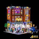 LEGO Corner Garage 10264 Light Kit (LEGO Set Are Not Included ) - My Hobbies