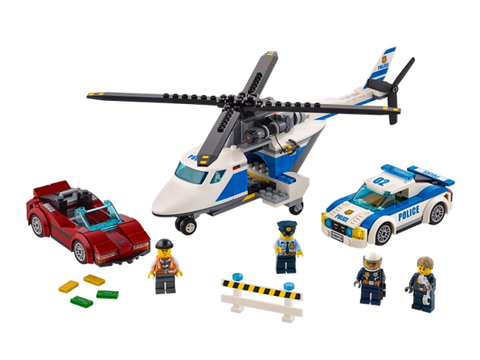 LEGO 60138 City High-speed Chase