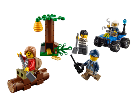 LEGO 60171 City Mountain Fugitives