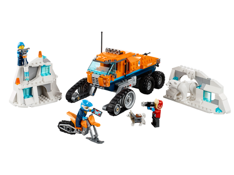 LEGO 60194 City Arctic Scout Truck