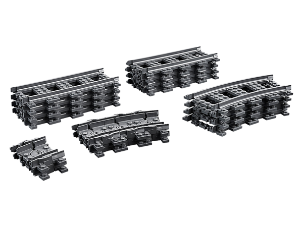 LEGO® 60205 City Tracks - My Hobbies
