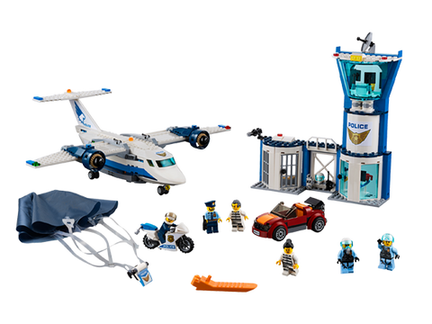 LEGO 60210 City Sky Police Air Base