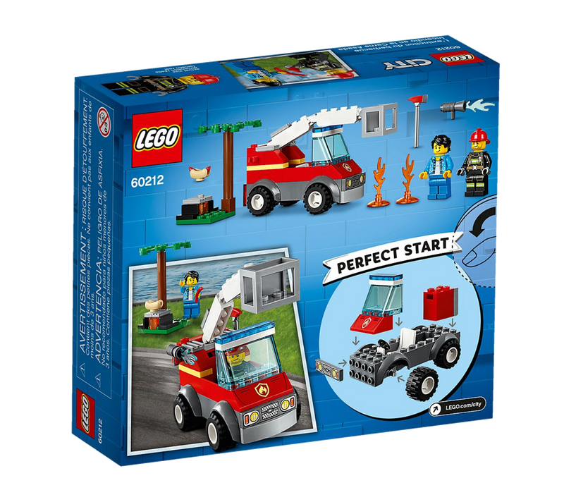 LEGO® 60212 City Barbecue Burn Out - My Hobbies