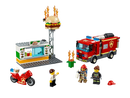LEGO® 60214 City Burger Bar Fire Rescue - My Hobbies