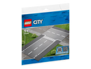 LEGO® 60236 City Straight and T-junction - My Hobbies