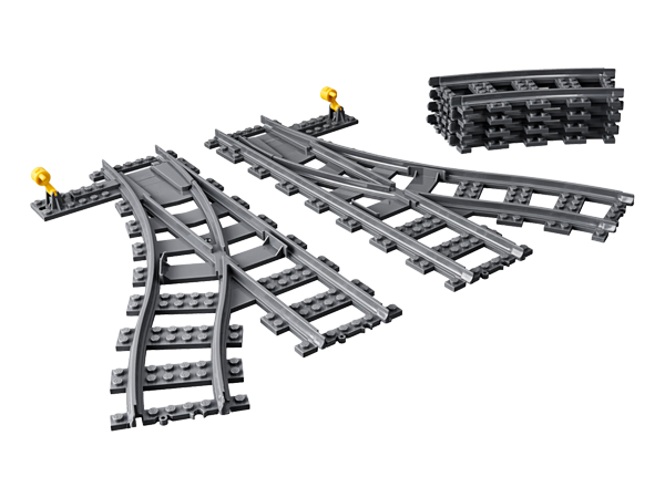 LEGO® 60238 City Switch Tracks - My Hobbies