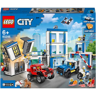 LEGO® 60246 City Police Station - My Hobbies