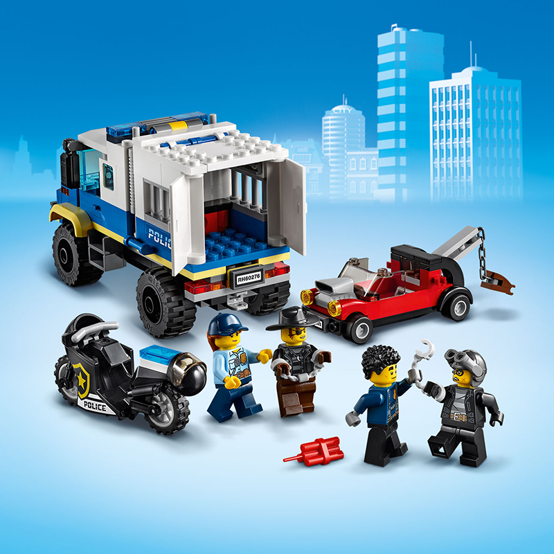 LEGO® 60276 Police Prisoner Transport - My Hobbies