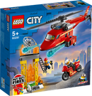 LEGO® 60281 Fire Rescue Helicopter - My Hobbies