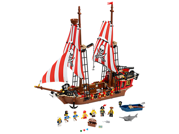 LEGO 70413 Pirates The Brick Bounty - My Hobbies