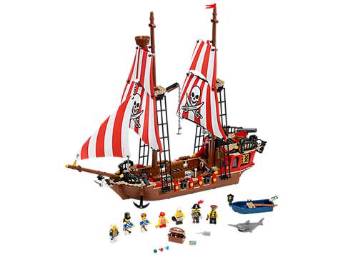 LEGO 70413 Pirates The Brick Bounty