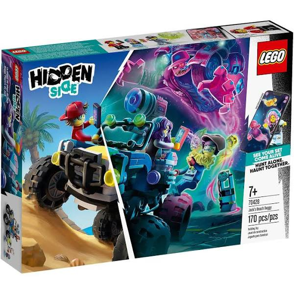 LEGO® 70428 Hidden Side™ Jack's Beach Buggy - My Hobbies
