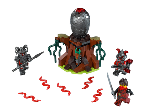 LEGO 70621 NINJAGO The Vermillion Attack