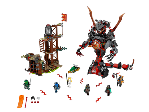 LEGO 70626 NINJAGO Dawn of Iron Doom