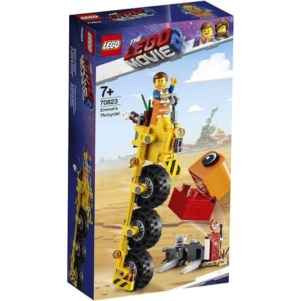 LEGO® 70823 THE LEGO® MOVIE 2™ Emmet's Thricycle