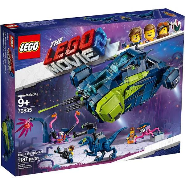 LEGO® 70835 THE LEGO® MOVIE 2™ Rex's Rexplorer - My Hobbies