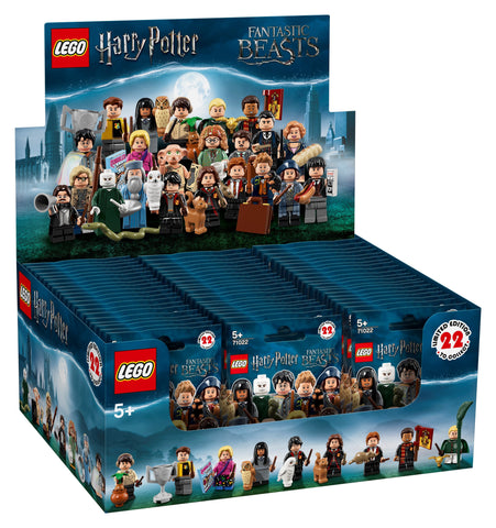 LEGO 71022 Minifigures Harry Potter™ and Fantastic Beasts™ Full Box