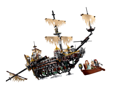 LEGO 71042 Disney Silent Mary