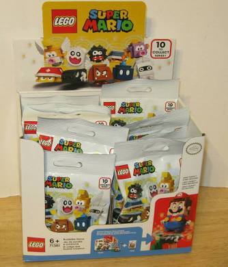 LEGO® 71361 Super Mario™ Character Packs (Full Box) - My Hobbies