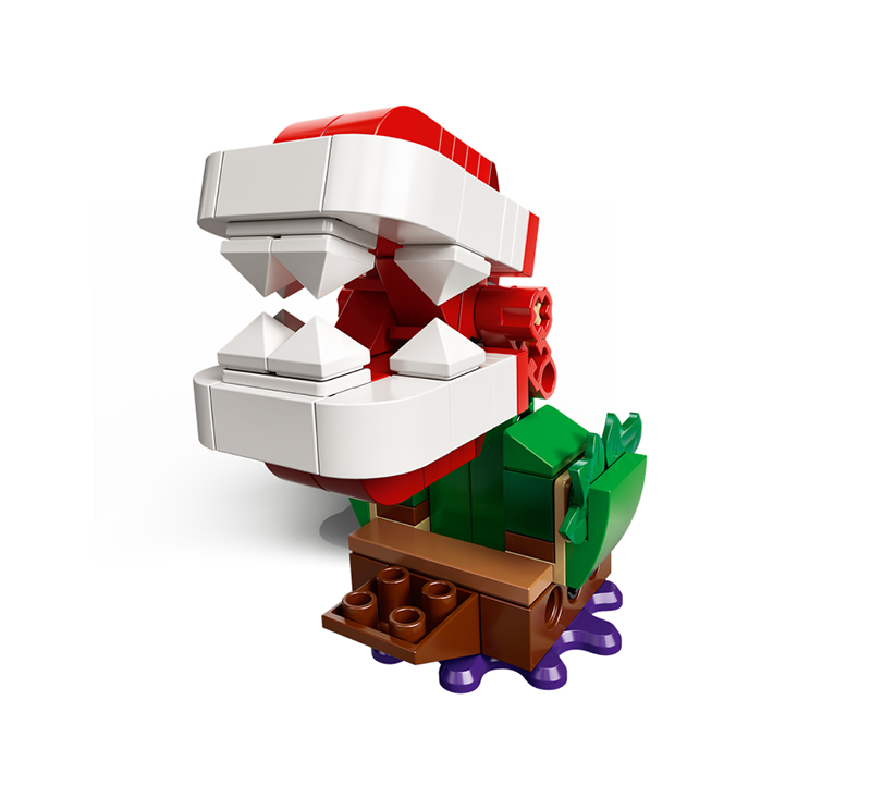 LEGO® 71382 Piranha Plant Puzzling Challenge Expansion Set - My Hobbies