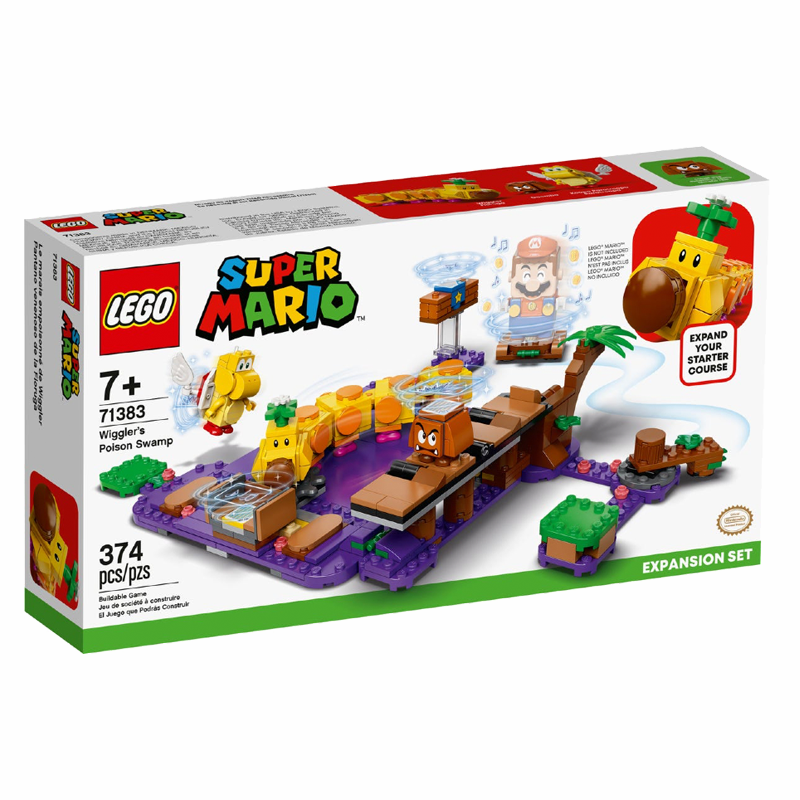 LEGO® 71383 Wiggler's Poison Swamp Expansion Set - My Hobbies